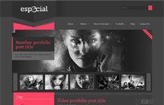 eSpecial Blogger Template | SoraTemplates