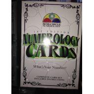 Semi-Circle Numerology Cards