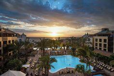 costa adeje   Costa Adeje - Dovolená 2017 - CK FISCHER Tenerife, Costa, Mansions, House Styles, Teneriffe, Mansion Houses, Manor Houses, Fancy Houses, Palaces