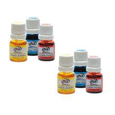 Corante Alimentício - líquido - 10 ml - cores sortidas - unidade