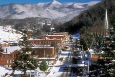 Sylva, NC - My hometown