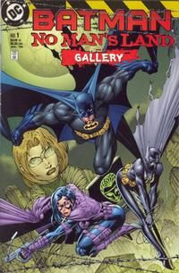 Cover Thumbnail for Batman: No Man's Land Gallery (DC, 1999 series) #1