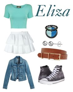 """""""Eliza Schuyler I"""" by honoraryxschuylerxsister on Polyvore featuring Pilot, White House Black Market, Alexander McQueen, Converse, Journee Collection and Sephora Collection"""