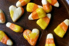 <p>You now not only have a great vegan alternative to the classic candy, but a fun Halloween activity on your hands with this vegan candy corn!</p>