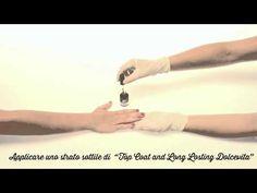 Tutorial Applicazione e Rimozione Smalto Semipermanente | eBrand - YouTube