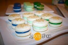 Sparkle Macarons 12 by LePopShop on Etsy, $30.00
