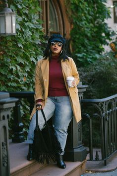 Plus Size Fall Fashion - Plus Size Fashion for Women Really like the snap front camel coat. Would go with so many things. Source by maria_booker size fall fashion Outfits Otoño, Fall Fashion Outfits, Winter Outfits, Winter Fashion, Womens Fashion, Fashion Ideas, Fashion Pants, Fashion 101, Fashion Goth