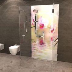 duschr ckwand zen spa bl te duschr ckw nde von pinterest duschr ckwand. Black Bedroom Furniture Sets. Home Design Ideas
