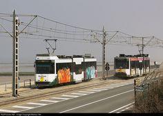 RailPictures.Net Photo: 6024 DE LIJN Unknown at Oostende, Belgium by Markus Gmür