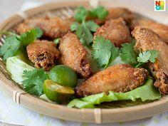 Air-Fried Prawn Paste Chicken Recipe | Philips Air Fryer