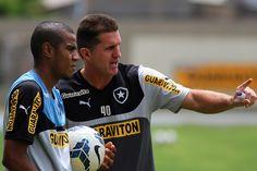 BotafogoDePrimeira: Mancini muda chavão e diz que jogo contra o Palmei...