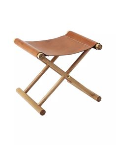 Cooper Leather Stool  sc 1 st  Pinterest & Folding Tripod Camp Stool | Wood | LÄDERARBETEN / leatherwork ... islam-shia.org
