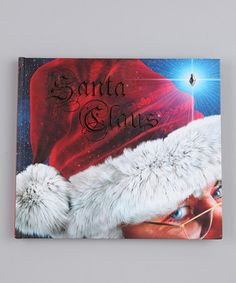 Take a look at this Santa Claus Hardcover by Season's Readings: Kids' Books on #zulily today!