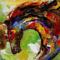SUMMER HORSE 100   Texas Artist Laurie Pace