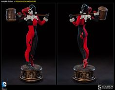 DC Comics Premium Format Figur 1/4 Harley Quinn 53 cm