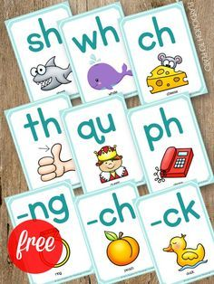 Free Digraph Posters and Dice. What a motivating way to teach kids tricky digraph sounds. These would be great for whole group lessons or guided reading groups.