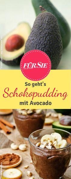Dieser Schokopudding ist nicht nur richtig gesund, sondern kommt ohne tierische Produkte aus - und schmeckt unglaublich köstlich schokoladig!