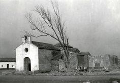 003. Ermita de San José. Año 1969. Informante: Grupo de La Puebla. Artwork, Painting, San Jose, Cartagena, Computer File, Group, Buildings, Work Of Art, Auguste Rodin Artwork