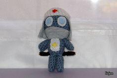 Crochet amigurumi Dororo