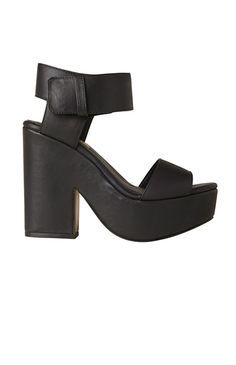 Lipstik Shoes - Jase in Black. Oh, and I'll have you as well.