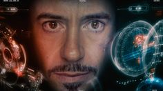 Mark VII HUD || Tony Stark || The Avengers || 670px × 376px