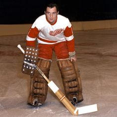 Don McLeod - Detroit Red Wings, 1970-71.