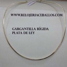 GARGANTILLA G-RIGIDA