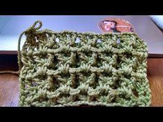 Ponto de Croche Casinha de Abelha - YouTube