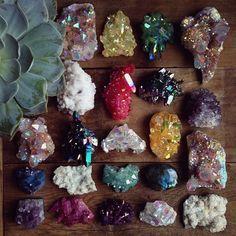 aura quartz collection