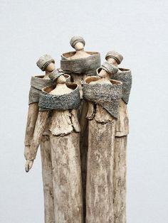 keramiek beelden - http://www.jikkevandewaalbijma.com/keramiek.html