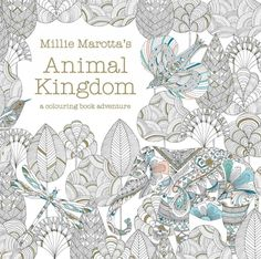 4pcs English Edition Secret Garden Fantasy Dream Animal Kingdom Coloring Book Children Adults Colouring Each 24 Pages