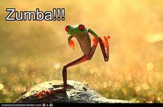Zumba!!!