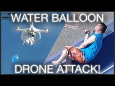 Dangerous Drone Attack Challenge ft DJI Phantom 4 and FliFli Airdrop - http://eleccafe.com/2017/05/07/dangerous-drone-attack-challenge-ft-dji-phantom-4-and-flifli-airdrop/