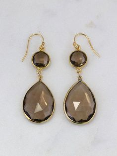 bab6f440b 34 Best Bezel Gemstone Jewelry images | Ear Jewelry, Gemstone ...