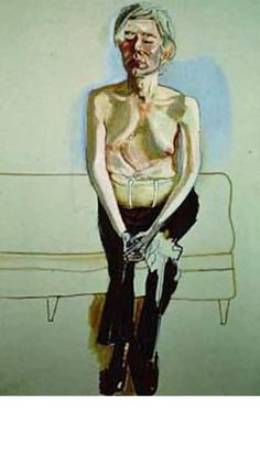 Painting of Andy Warhol by Alice Neel. Woman Painting, Figure Painting, Alice, New York, Museum Of Fine Arts, Andy Warhol, Famous Artists, Art History, Book Art