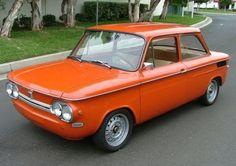 1971 NSU 1000C Front