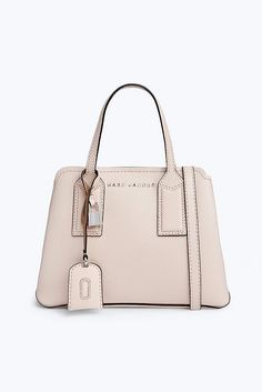 Marc Jacobs The Editor Crossbody Bag in Pearl Pink Marc Jacobs Handbag, Marc Jacobs Bag, Sea Pearls, Work Bags, Travel Bag, Editor, Leather Handbags, Crossbody Bag, Shoulder Bag