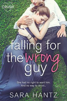 Falling For The Wrong Guy | Entangled TEEN Holiday Gift Guide: Books for Forbidden Romance Lovers