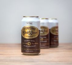 Stumptown Cold Brew — The Dieline | Packaging & Branding Design & Innovation News