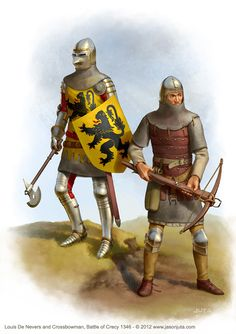 The life of the Medieval nobility was one of privilege, riches and excess. To prove one's worth, a typical nobleman would often engage in social displays of various kinds, trying to outdo his peers...