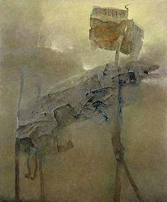Sans titre 296 - (Zdislav Beksinski)