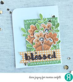 It's all about the ART!: Reverse Confetti September Release Blog Hop!