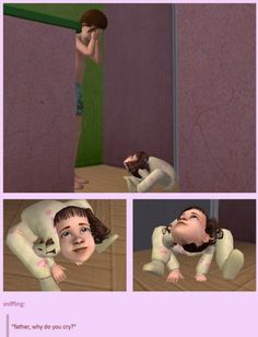 """Whatever the hell this is: 