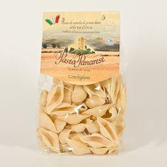 Vendita online | Conchiglioni Pasta di semola di grano duro sacchetto da gr.500 Pasta Panarese - Gastronomia - Prodotti Italiani