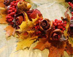 Syksyinen inspiraatio Christmas Crafts, Floral, Diy, Painting, Decorations, Autumn, Bricolage, Fall Season, Flowers