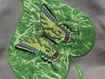 Stickdatei - Schmetterling groß