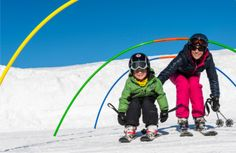 Ski and Snowboard © Atelier Mamco Ski And Snowboard, Skiing, Winter, Atelier, Ski, Winter Time