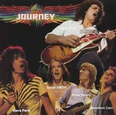 Steve Perry & His Journey!!!