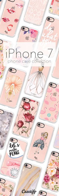iPhone 7 Case Collection - save yourself a trip to the Apple Genius Bar and protect your new device with Casetify before you drop it. Shop them all here >  https://www.casetify.com/collections/iphone-7-cases#