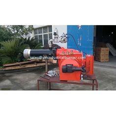 490-2500KW OEM support city gas fired burner with FIDA 8kv transformer